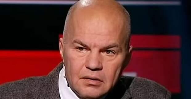 Проукраинский участник политических ток-шоу Вячеслав Ковтун едва не умер в Москве