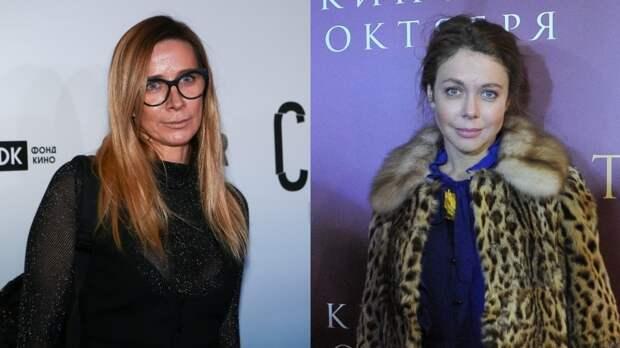 Божена Рынска вспомнила, как поссорилась с Белоцерковской после слива переписки