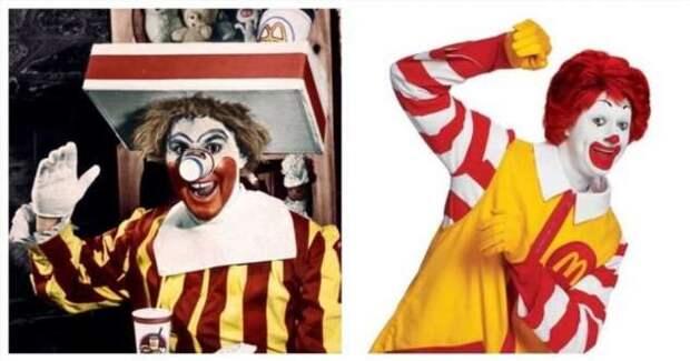Первая реклама сети McDonald's 1963 года выглядит достаточно жутко (2 фото + 3 видео)