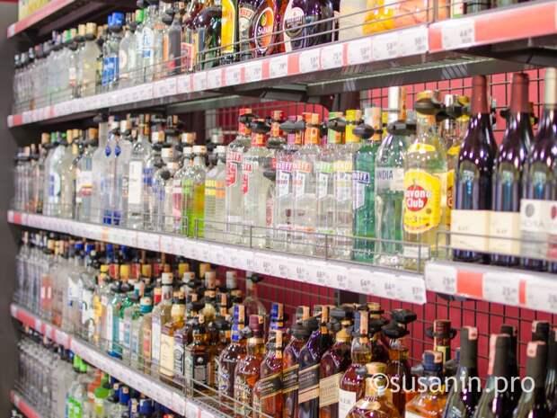 Глава Удмуртии пояснил нежелание запрещать продажу легального алкоголя