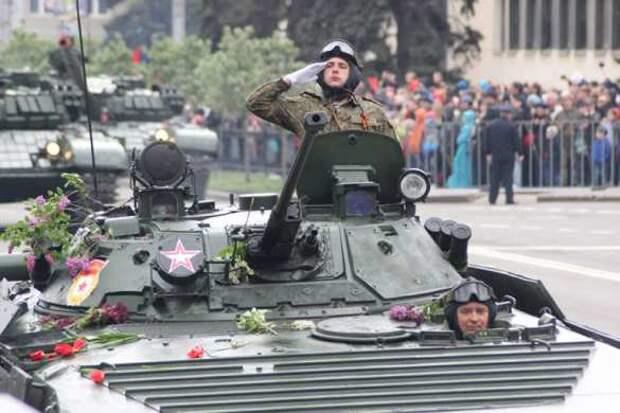 Глава ДНР поздравил дончан с Днём Победы (ФОТО) | Русская весна