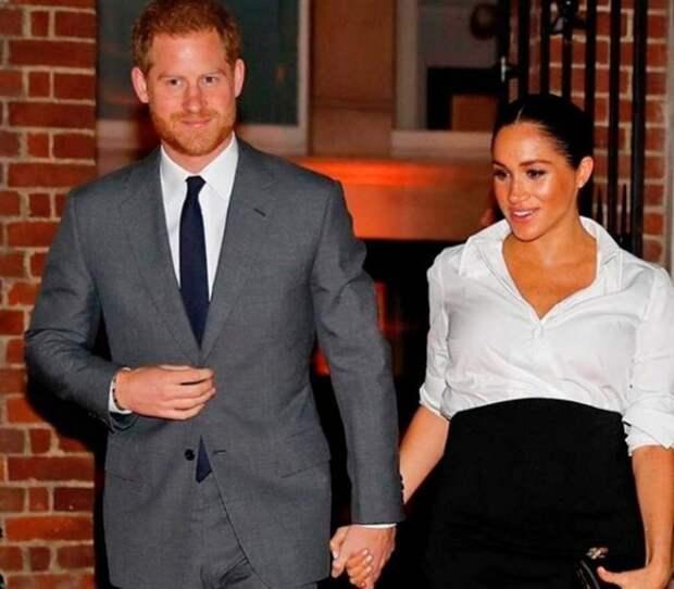 Принц Гарри и Меган Маркл раскрыли пол своего будущего ребенка