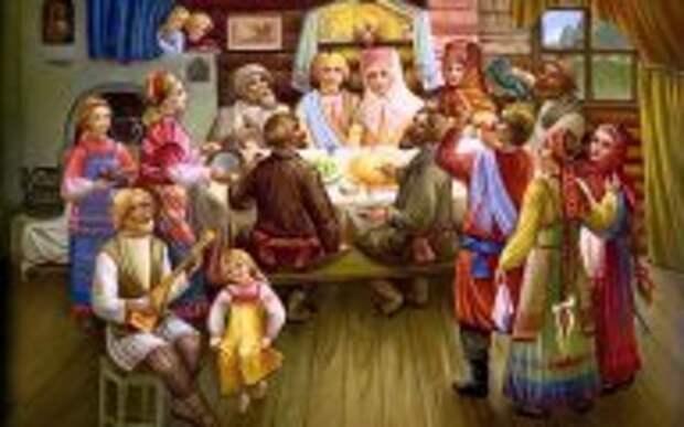 История и археология: Зачем на Руси невесты клали яйца под курицу и вязали узелки: Самые забавные свабедные обряды