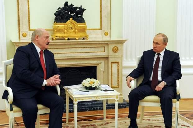 И всё таки россияне Лукашенко не верят