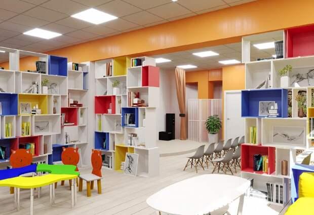 В Ижевске откроют вторую модельную библиотеку