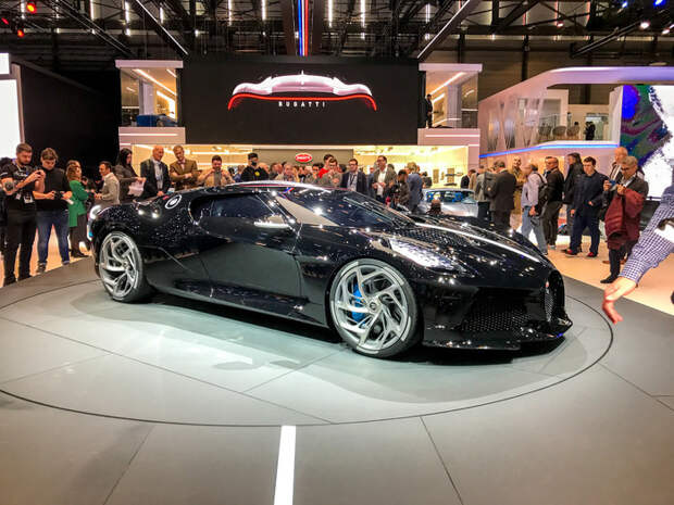 La Voiture Noire: как выглядит единственный в мире авто за 825 000 000 рублей