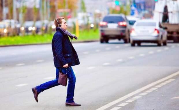 Профилактическое мероприятие «Пешеход» проводится в городском округе Солнечногорск