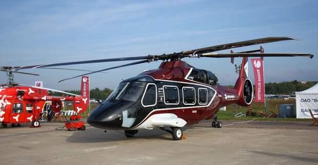 Вертолет Ка-62: полет, отложенный на четверть века