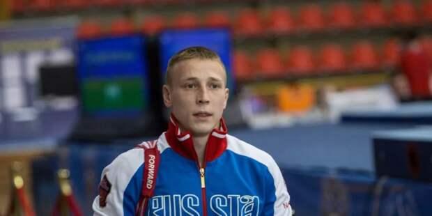 Гимнаст Аблязин завоевал медаль на Олимпийских играх