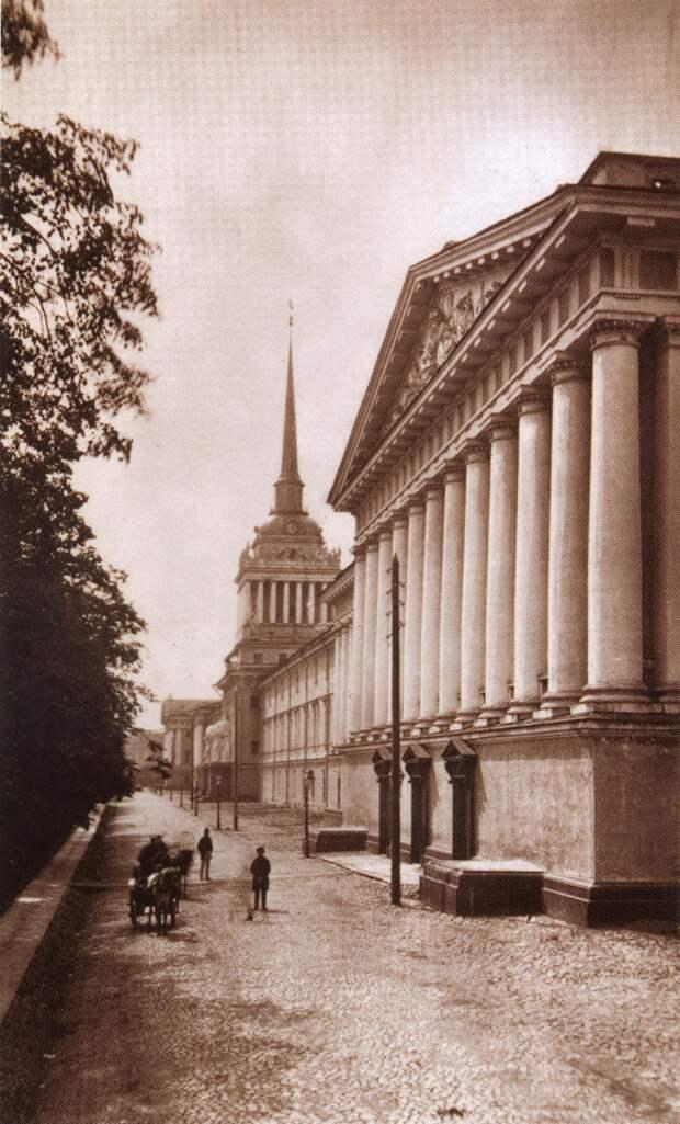 Дореволюционный Санкт-Петербург в фотографиях, ч.4.