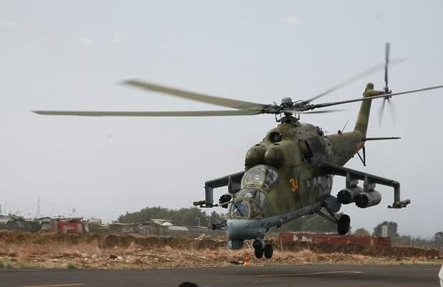 ВКС России громят тайные объекты джихадистов в центральной части Сирии