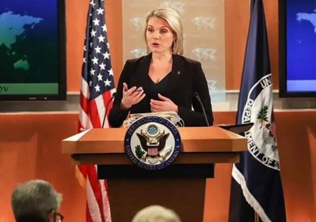 """Госдеп США : """"Мы больше наказываем Россию, а она ведет себя еще наглее"""""""