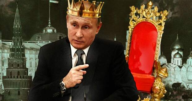 Какие статьи законов нарушил Владимир Путин?