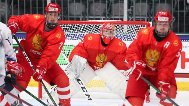 Лещев - о финале ЮЧМ: ребята играли за страну и проявили русский характер