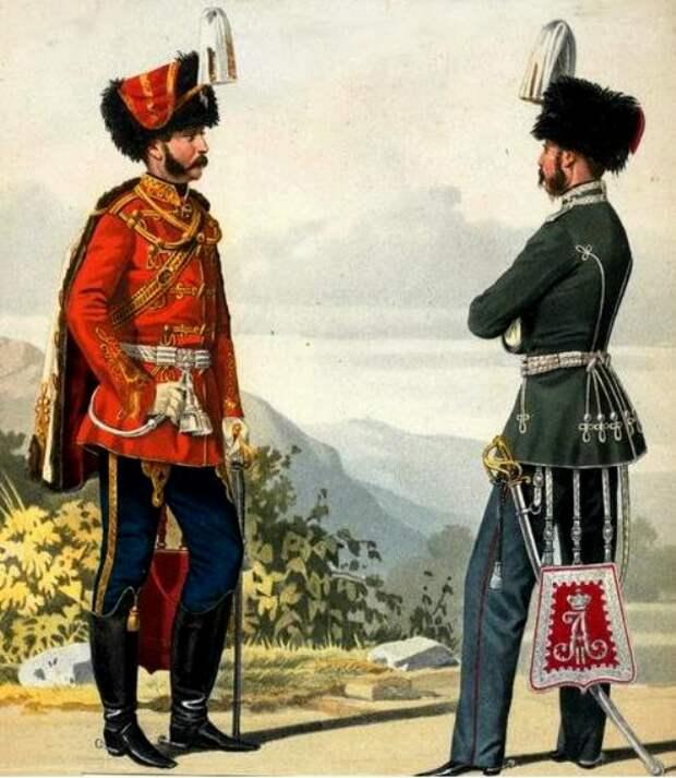 Российские гвардейцы и дворяне носили шпоры практически ежедневно. /Фото: wikipedia.org