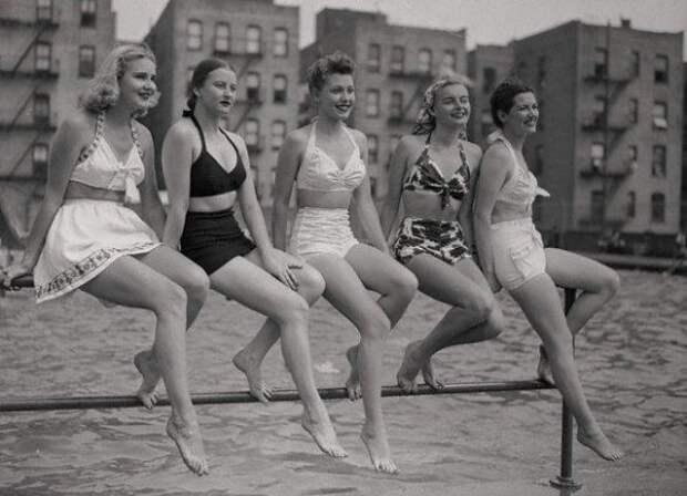 Без гламура и ботокса - неподдельная красота девушек из СССР