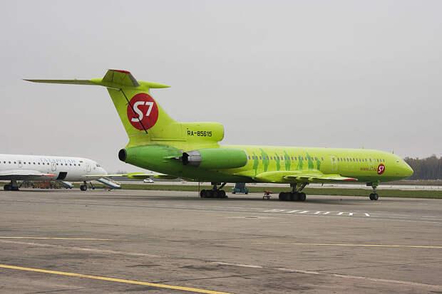 S7 планирует летать из Ижевска в Москву с октября