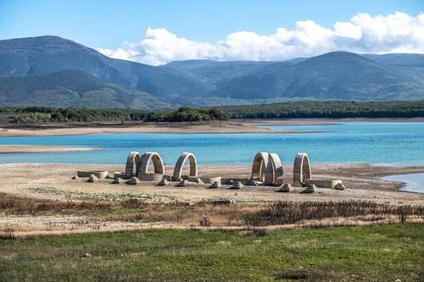 Пройдут еще годы, пока наполнится водохранилище Севастополя