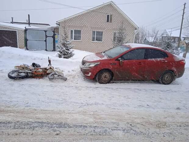 За новогодние праздничные дни 10 ДТП в Удмуртии произошли по вине пьяных водителей