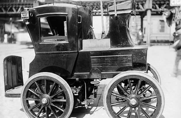 История такси в Америке