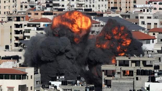 Макрон 17 мая обсудит с президентом Египта ситуацию в секторе Газа