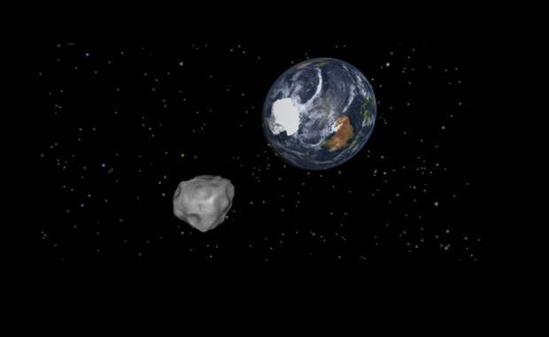 Можно ли сбить метеорит ядерной ракетой