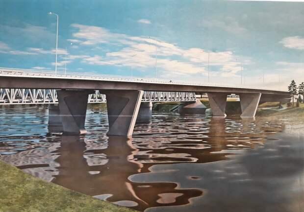 На строительство Западного моста в Твери выделили 2 миллиарда рублей
