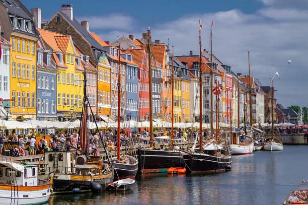 В Копенгагене ограничат продажу алкоголя