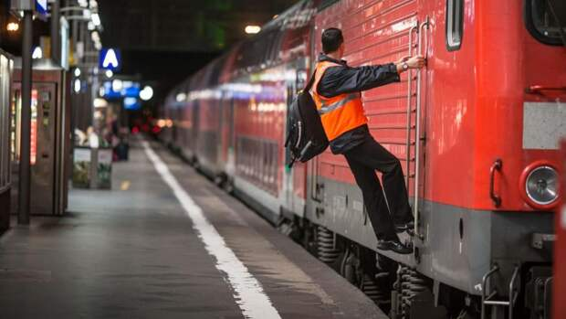 Путешествия на Пятидесятницу в опасности: Deutsche Bahn уходит на забастовку