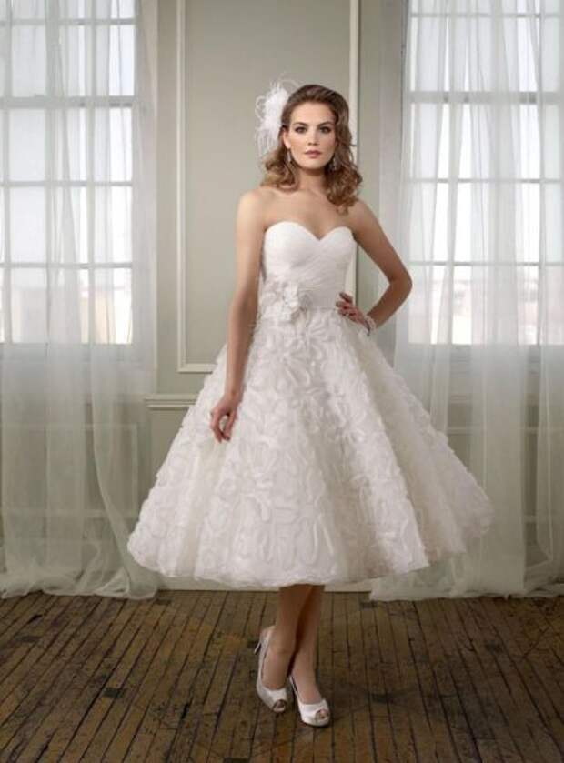 Свадебное платье трансформер