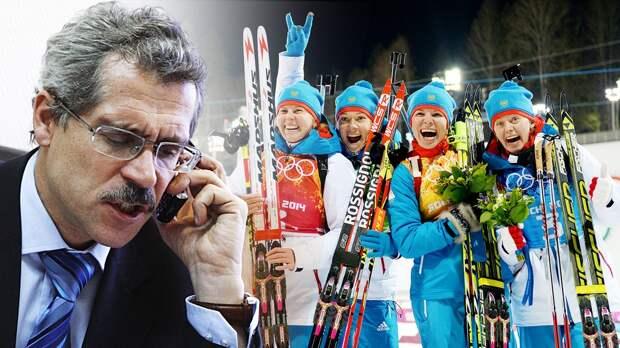 МОК признал, что подписи Родченкова— подделка. Урусских биатлонисток есть шансы вернуть медали ОИ