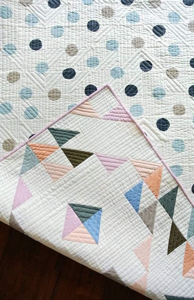 Уютные и красивые идеи стеганых одеял на любой вкус