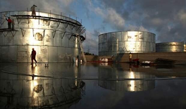 Неожиданно упали запасы нефти вСША занеделю