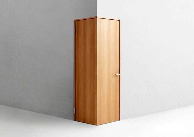 Seven Doors от студия Nendo