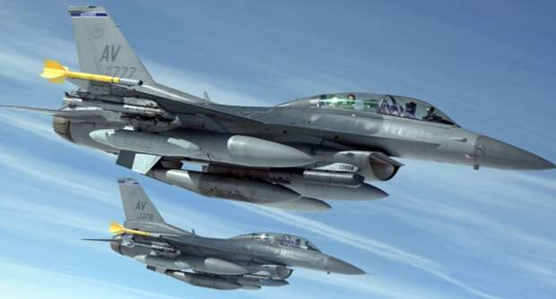 ВВС США и НАТО попытались «вскрыть» ПВО Крыма во время учений