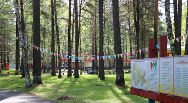 Более 100 тысяч детей отдохнут в оздоровительных лагерях Новосибирской области летом