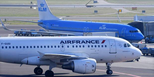Европа готовит миллиарды долларов для спасения авиакомпаний