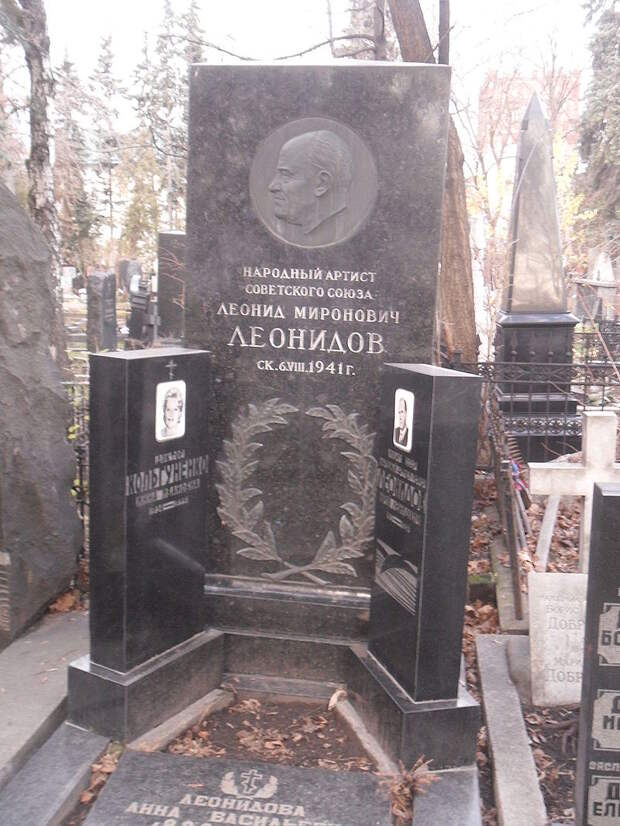 Любимые советские актеры. Леонид Леонидов.