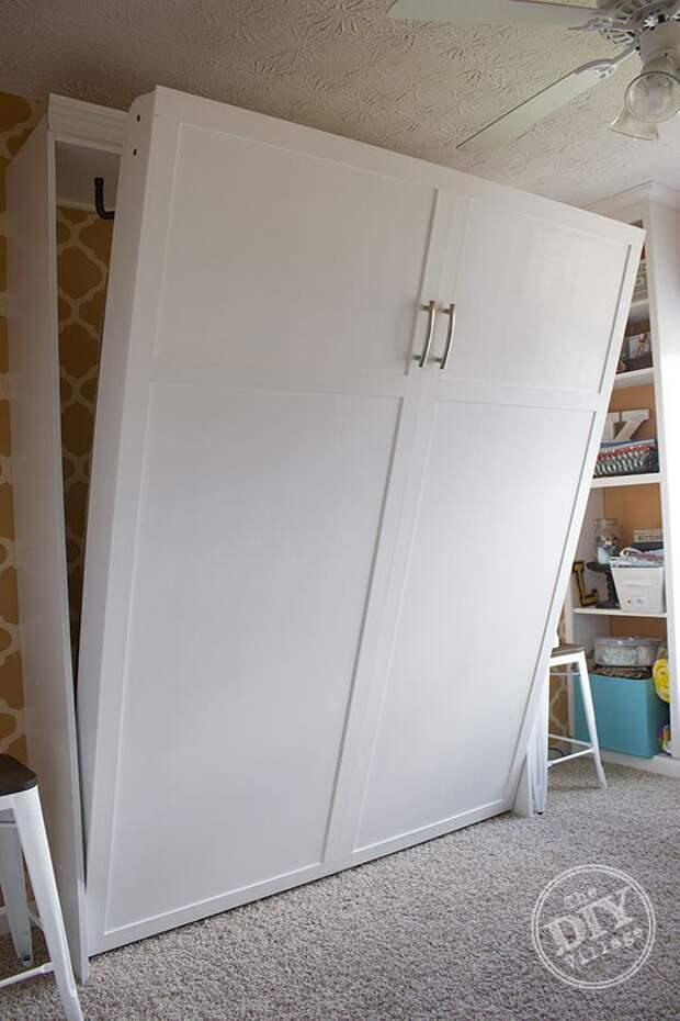 Кровати, которые нам всем нужны: идеи для маленьких спален