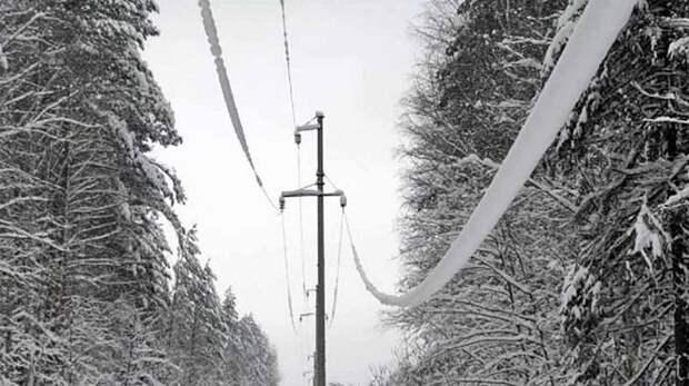 38 бригад «Россети Кубань» ликвидируют последствия снегопада в Адыгее