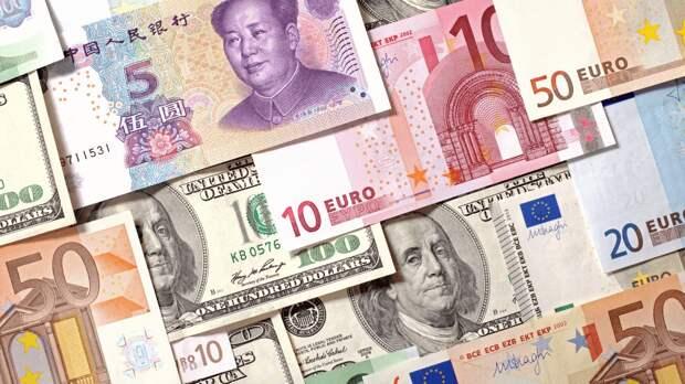 Официальные рыночные курсы инвалют на 6 мая установил Нацбанк Казахстана