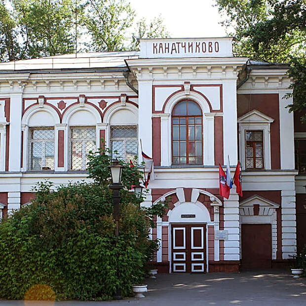 Самые красивые и старые ж/д станции в Москве (ФОТО)