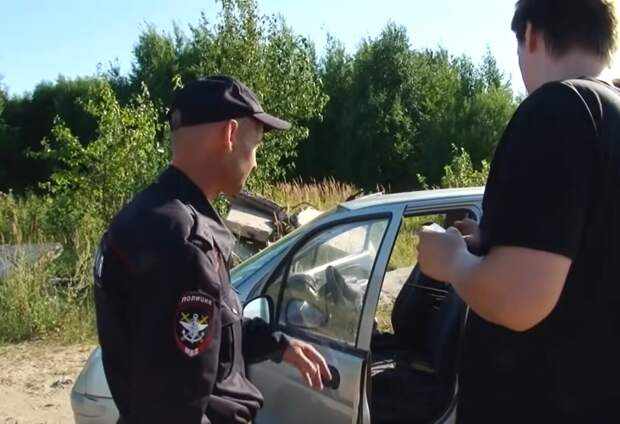 Как грамотно ответить инспектору, который хочет оштрафовать за подъезд на автомобиле к водоёму