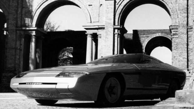 Bertone Ramarro Corvette 1984: забытые концепт-кары Ramarro, bertone, corvette, авто, автодизайн, автомобили, концепт, концепт-кар