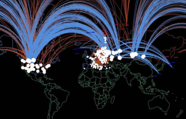 Опасные тенденции: Китай, Индия, Северная Корея, Южная Корея, Израиль и Турция движутся к войне