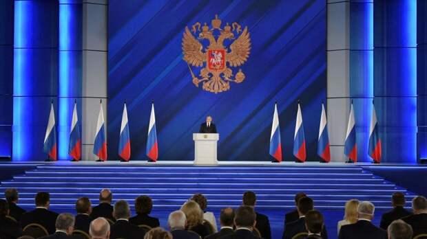 Сергей Аксёнов: Послание Президента – масштабный социально ориентированный документ, определяющий стратегические ответы на вызовы современности