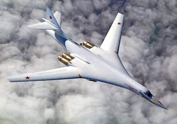 Ту-160 «Белые лебеди» и новый мировой рекорд