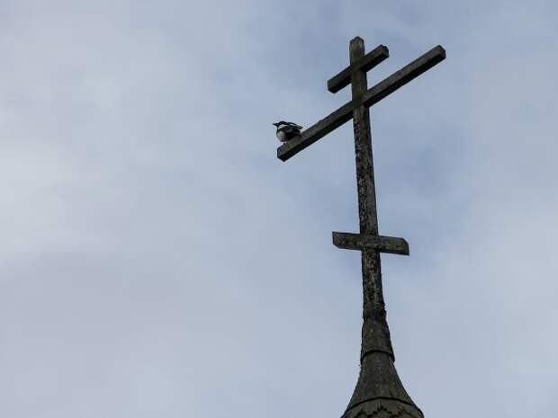 В Бурятии подожгли церковь, где служил обвиняемый в педофилии дьякон