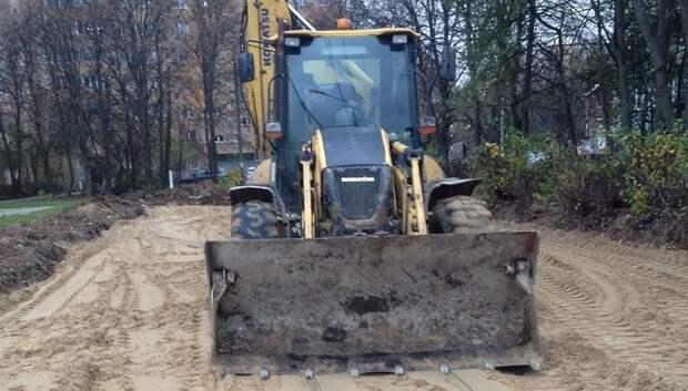 Благоустройство двора на улице Мичурина в Подольске обсудят в пятницу