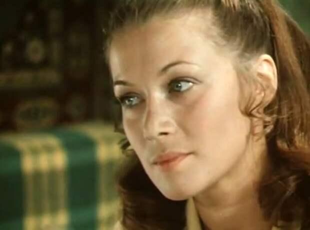Анна Твеленева в фильме *Причал*, 1973 | Фото: kino-teatr.ru